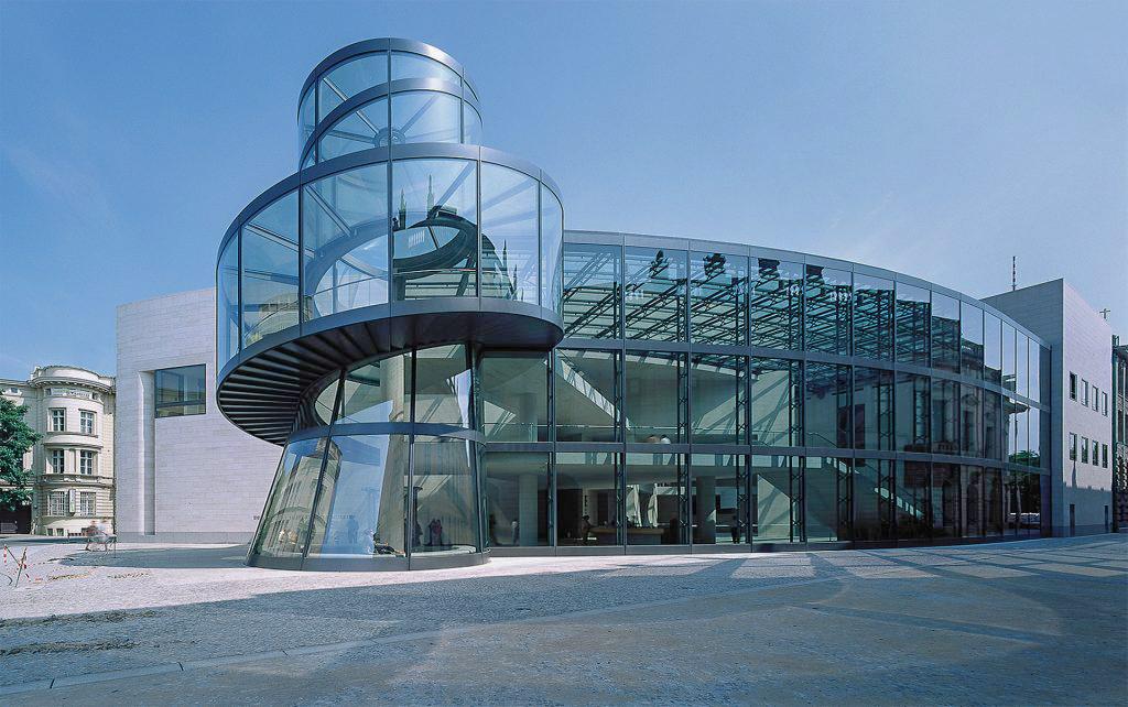 Reichel Projektmanagement - Projekt: Deutsches Historisches Museum Berlin - Neubau Wechselausstellungsgebäude