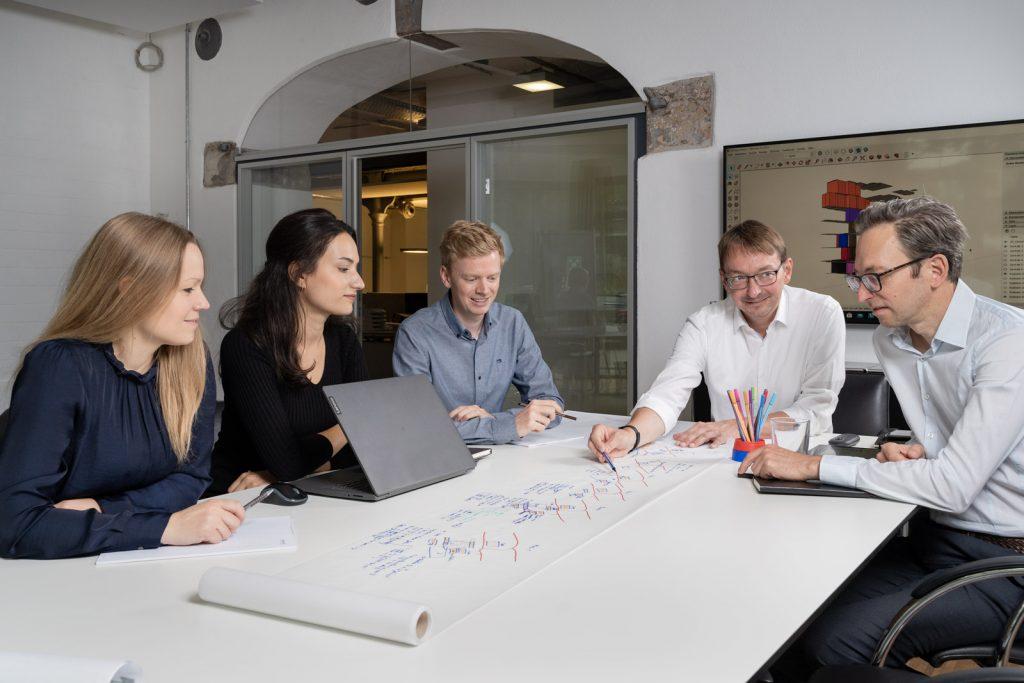 REICHEL Projektmanagement Masterplan